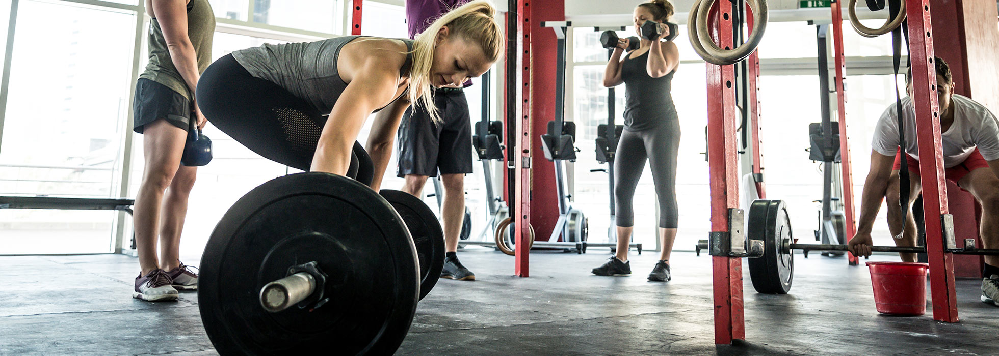 CrossFit Gyms Near Me In Dartmouth