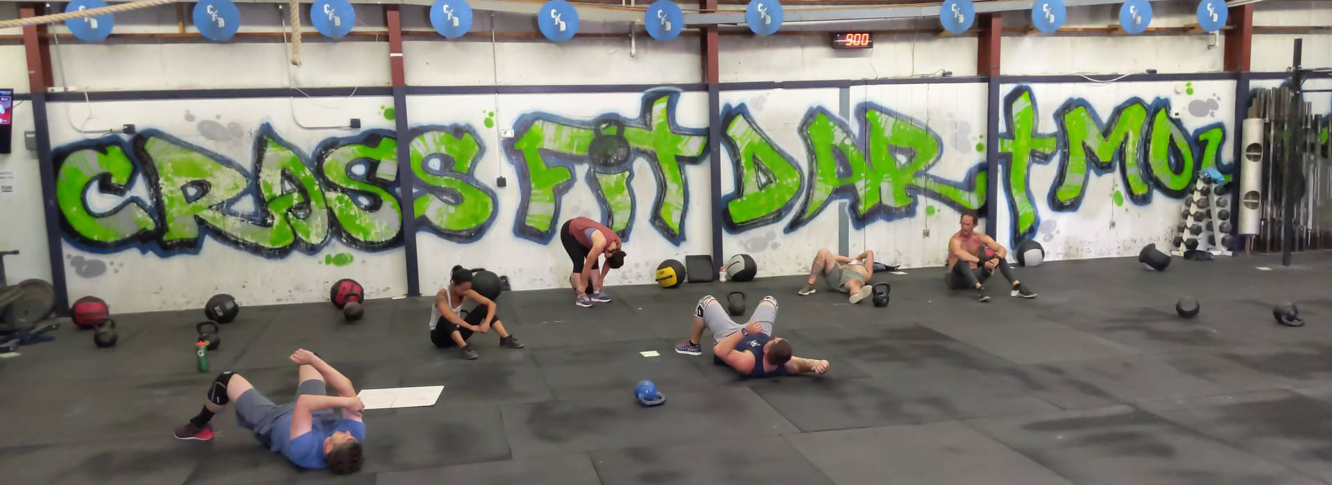 Why CrossFit Dartmouth Is Ranked One of the Best Gyms In Dartmouth